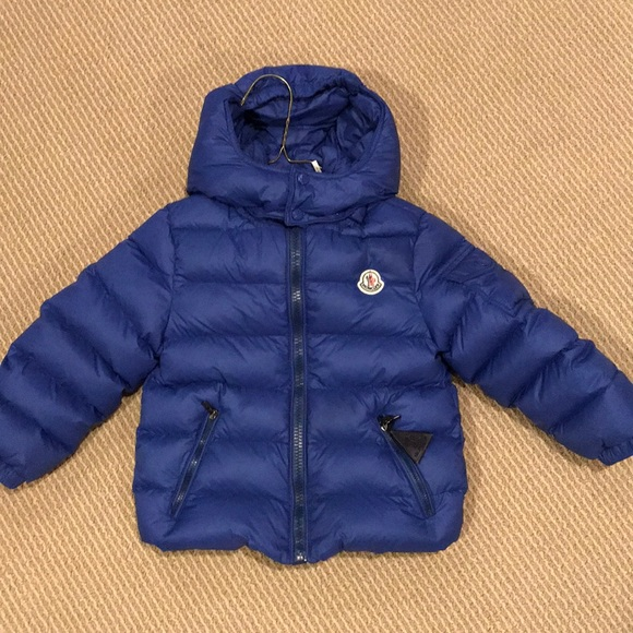 435a70129 🔴 MONCLER AUTHENTIC CHILDS PUFFY JACKET/ HOOD